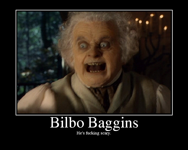 Bilbo Baggins Quotes. QuotesGram