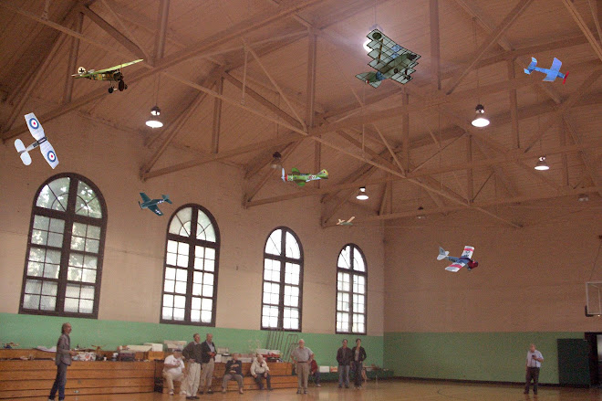 Indoor Flying