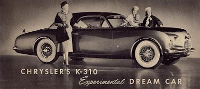 chrysler k310