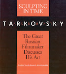 Books to read: SCULPTING IN TIME by A. Tarkovski