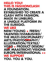 This is FASHIONCLASH