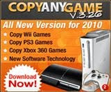 Unlock PS3 Games with CopyAGame