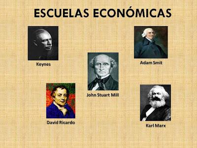 escuela economicas: