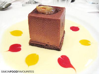 Simon food favourites chez pascal cuisine francaise sans - Amour cuisine chez sihem ...