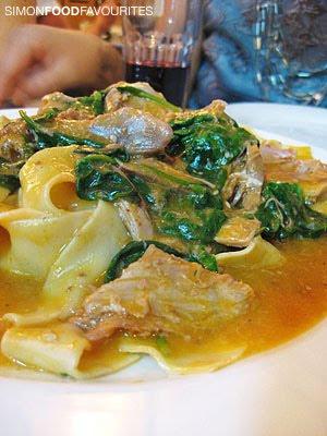 Simon Food Favourites: il baretto: Italian, Surry Hills (4 March 2010)