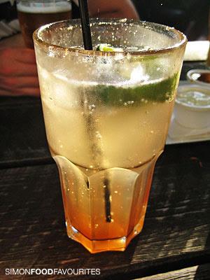 Lemon and lime bitters