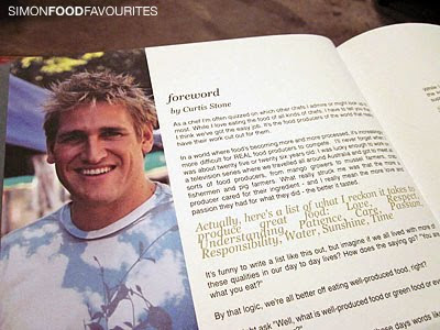 curtis stone coles. Curtis Stone foreword.