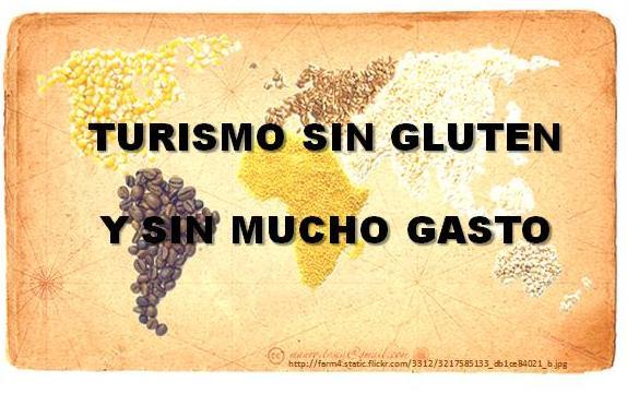 Turismo sin gluten y sin mucho gasto