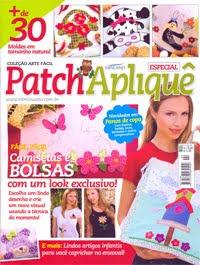 PatchAplique - Ed.Minuano