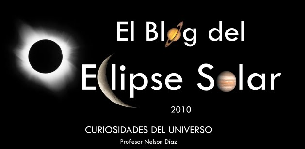 El Blog del Eclipse Solar.