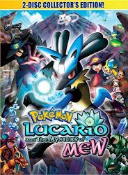 Baixar Filme Pokémon 8: Lucario e o Mistério de Mew (Dublado) Online Gratis