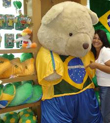 Meu urso e eu - BRASIL