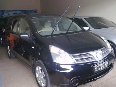 Nissant livina th 2007 harga 156 jt. call 021 71158078