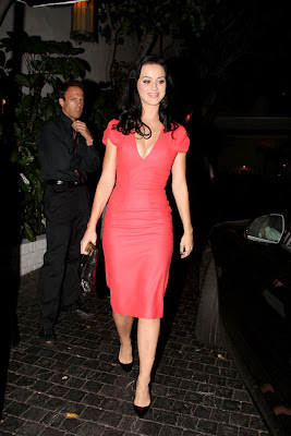 Katy Perry Looking Luscious At The Chateau Marmont