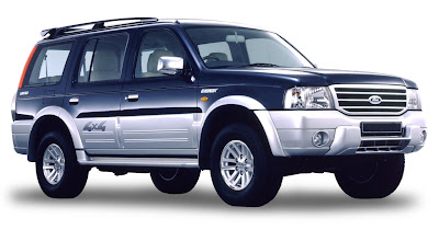 New Look of ford Endeavour Car Photos & pics