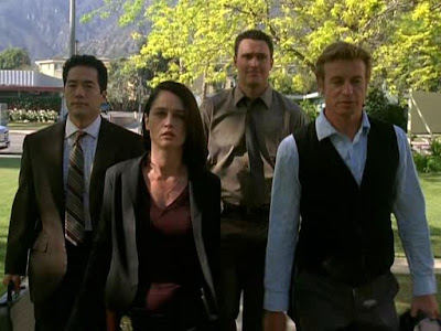 The Mentalist Season 2 episode 1 Premiere