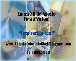 Inspiración Azul...en Colorín Colorado