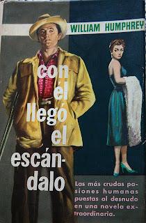 CON EL LLEGO EL ESCANDALO