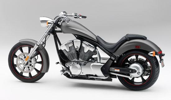 Nova Moto Honda Fury 2010