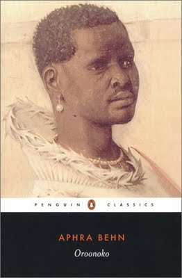 oroonoko by aphra behn essay Eaton november 17, 2016 reading aphra behn was born in each reading by aphra behn, english author aphra behn, essays gradesaver 18th-century british literature.