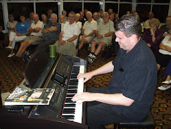 Our February 2009 Club Night Guest Artist, Chris Larking