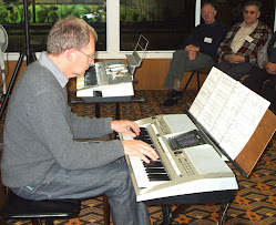 Our October 2009 Club Night Guest Artist, Dave Hallam