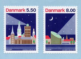 Denmark Europa 2009 Astronomy