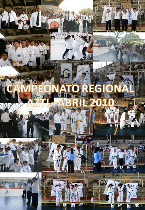 CAMPEONATO REGIONAL 2010
