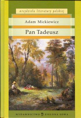 16 Adam Mickiewicz Pan Tadeusz