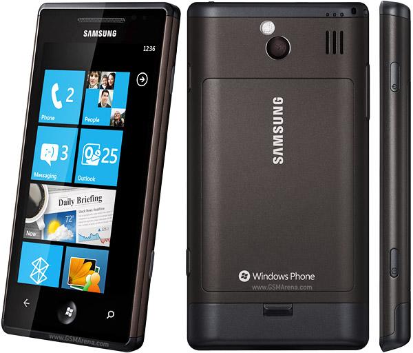 Samsung i8700 OMNIA 7 Photos - Samsung i8700 OMNIA 7 Photos