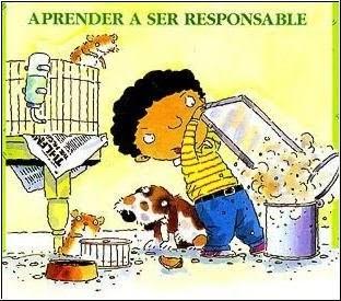 Familia y escuela el aprendizaje de la responsabilidad - Cuando se poda los rosales ...