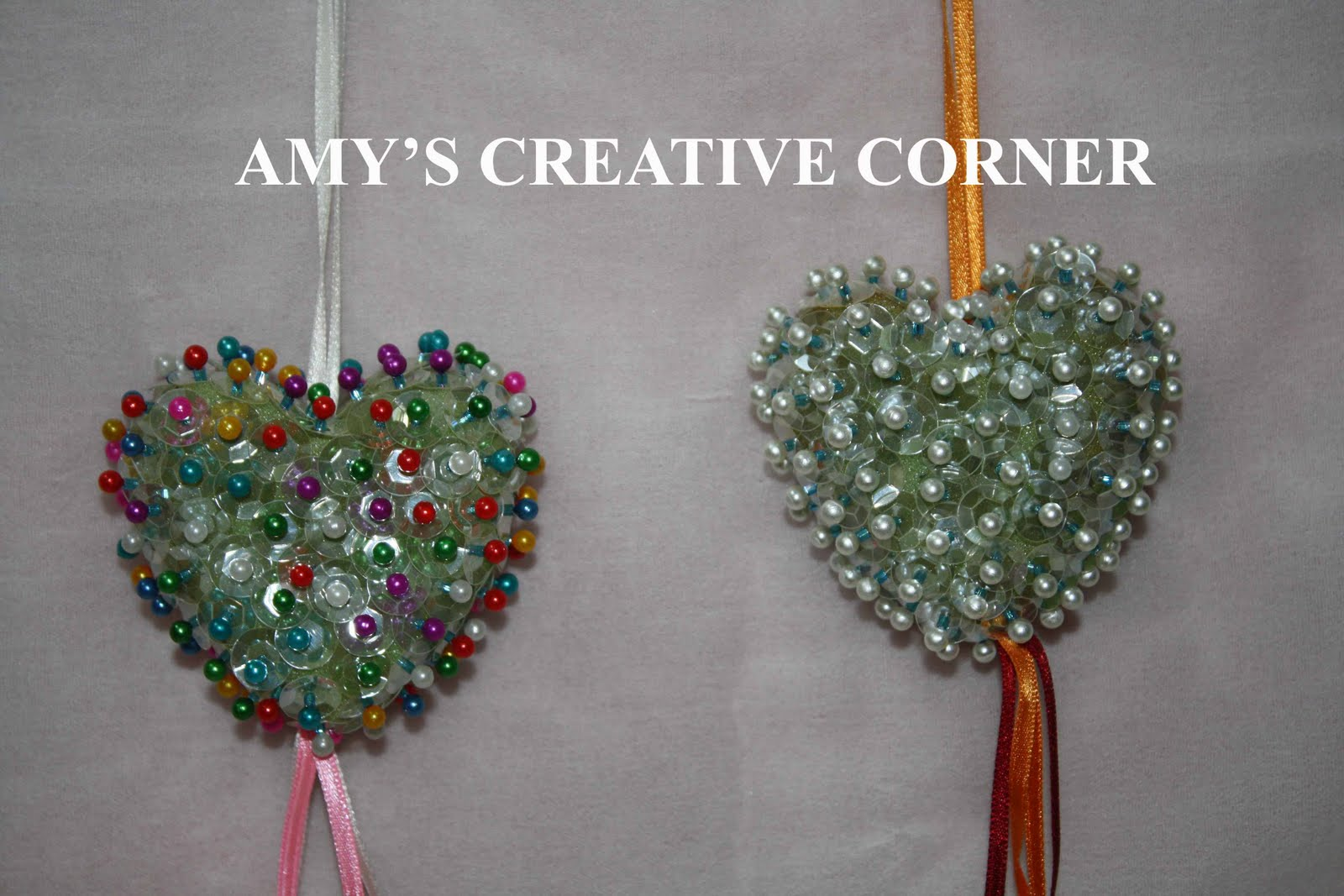 Ninny S And Amy S Creative Corner Door Knob Hangers