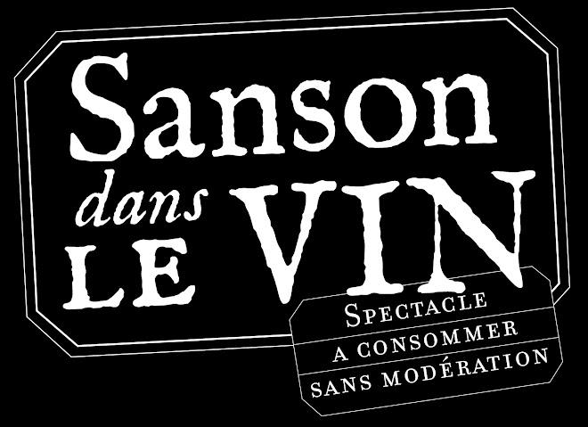 Sanson Dans le Vin