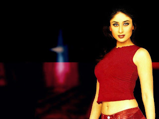Kareena Kapoor Cute Navel Wallpaper