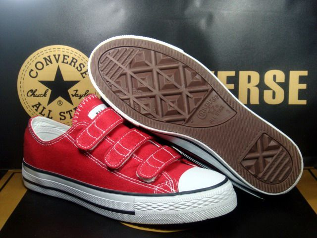 Lil DarLin Red Converse Shoes