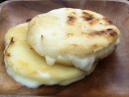 Arepas recipes dishmaps for Cocina venezolana