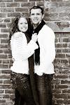 One cute couple