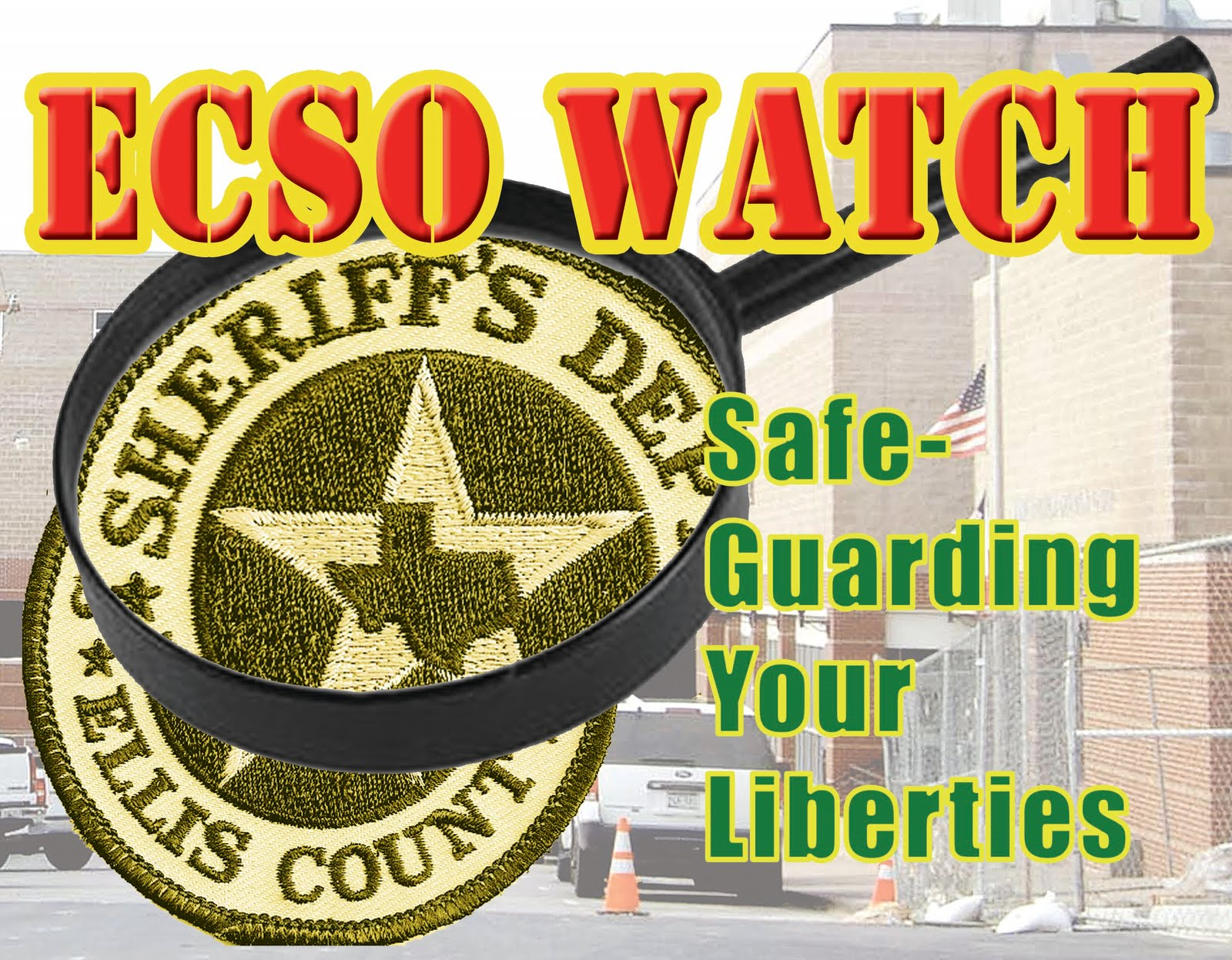 ECSO Watch | ECSOWatch.com