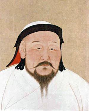 成吉思汗 最環保的侵略者