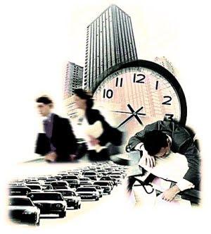 三年變老人 壓力 - 日本超高工作壓力讓你三年變老人