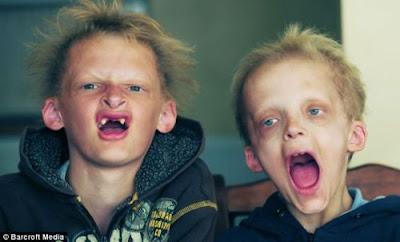 吸血鬼兄弟 - 英國吸血鬼兄弟