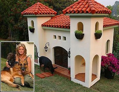 超奢侈狗窩