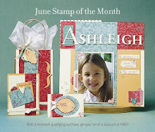 Tender Tags/June Stamp of the Month