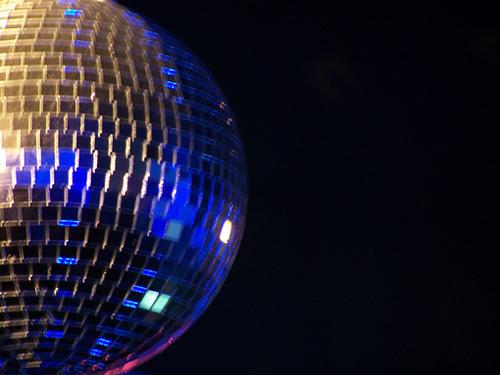 Bola de luces de discoteca imagui - Bola de discoteca de colores ...