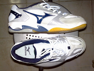Mizuno Badminton Shoes