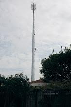 torre microonda