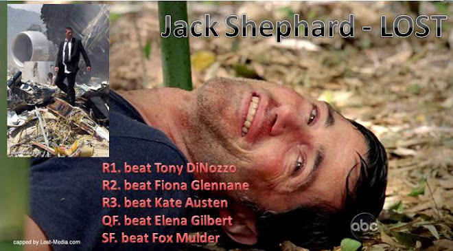 2010 Character Competition FINAL: Jack Shephard (LOST) vs. Clark Kent (Smallville)