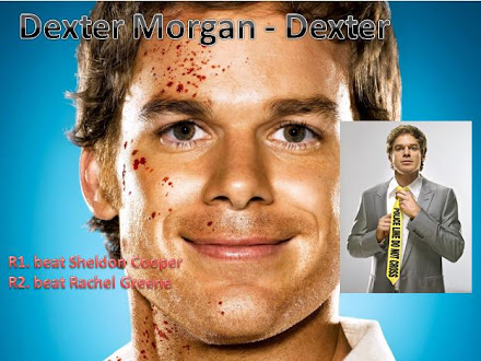 2010 Character Competition - Dexter Morgan vs. Malcolm Reynolds - Round 3.8 - Day 24