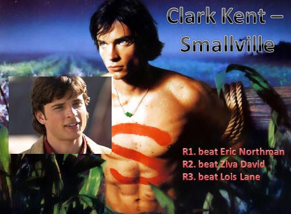 Character Cup Quarter Final Three - Clark Kent (Smallville) vs. Olivia Dunham (Fringe)