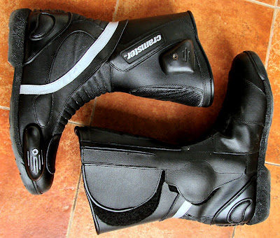 Cramster Motorcycle Riding Boots